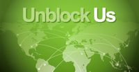 Unblock US logo