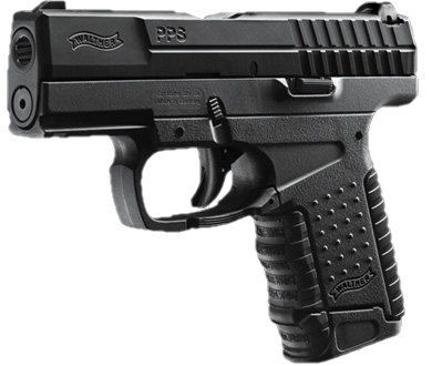 Pistola semiautomática Walther PPS.