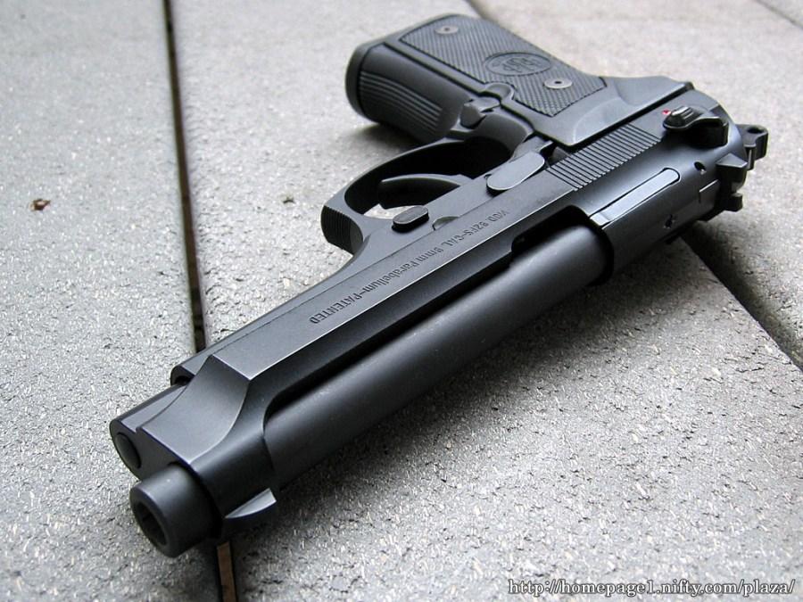Beretta 92FS 9 Luger