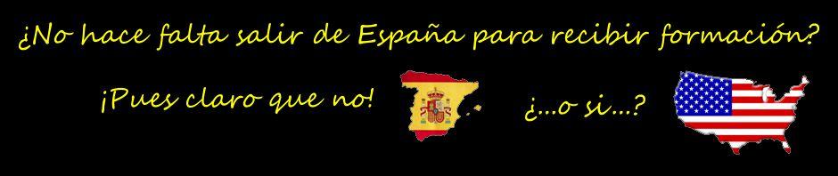 ¿No hace falta salir de España para recibir formación? ¡Pues claro que no! ¿...o si...?