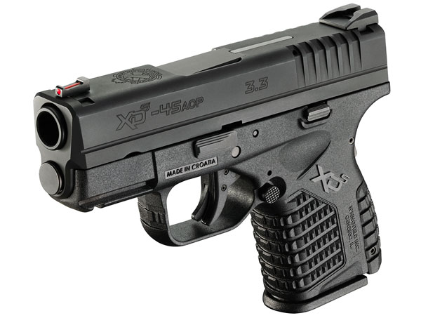 Springfield XDS .45 ACP