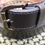 Fundas Cabrero. Cinturón modelo 2017. Cinturón de cuero para uso diario.