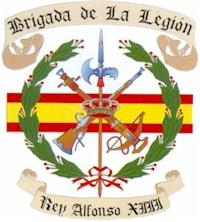 Brigada de Infantería Ligera Rey Alfonso XIII II de La Legión