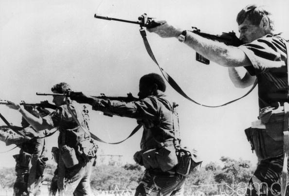 C-Clamp - Rhodesian Army