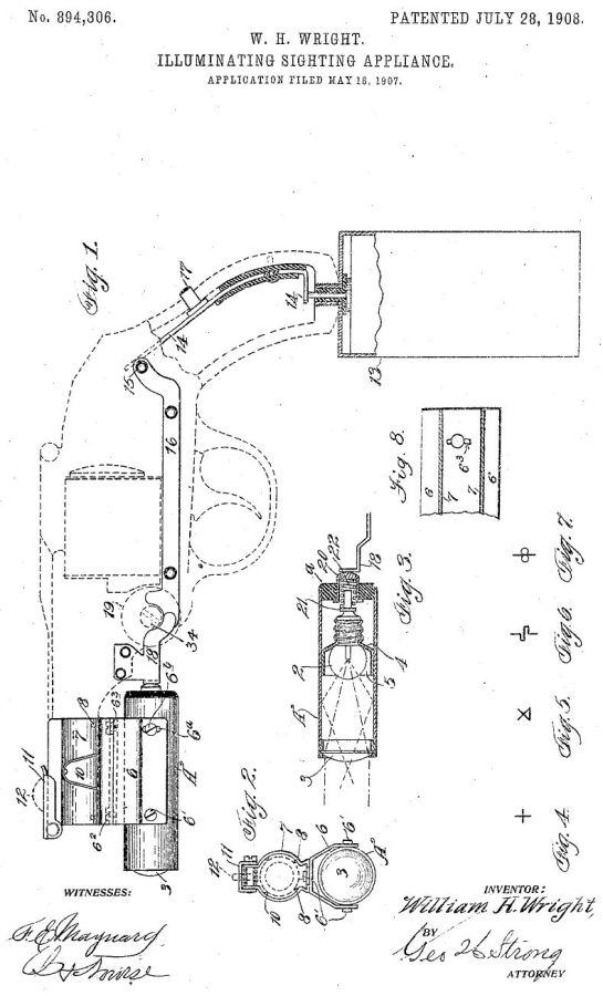 US Patent 894306 1908