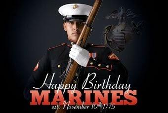 Happy 238 birthday to us marines