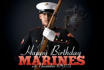Happy 238 birthday to us marines