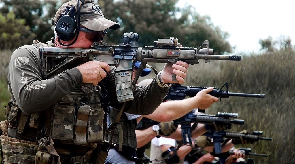 Pat Rogers. EAG Tactical.