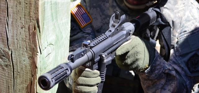 La escopeta M26 es un arma contundente  El Ejército de Tierra estadounidense dota a sus soldados de una nueva escopeta modular