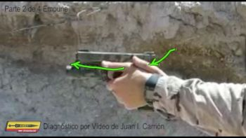 Diagnóstico por Vídeo, por Juan I. Carrión. Parte 2 de 4. Empuñe