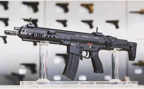 Fusil de asalto HK433