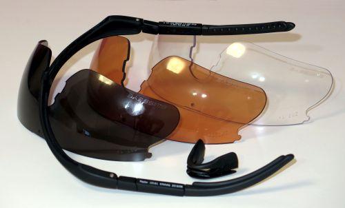 Gafas de protección balística Swiss Eye Raptor 3