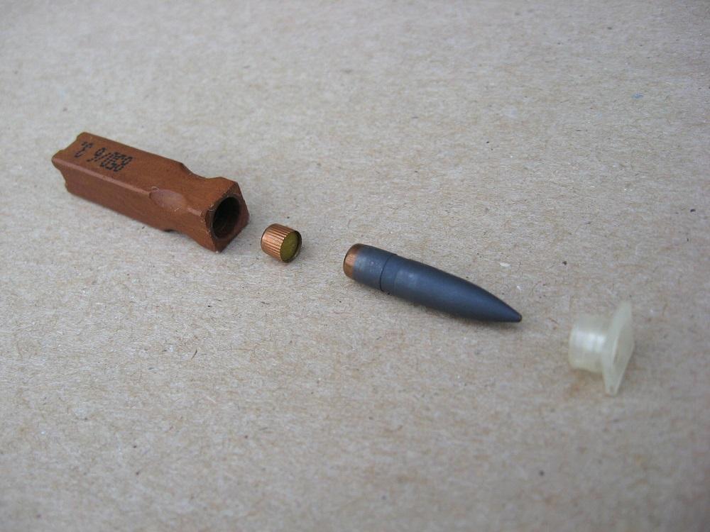 Cartucho de fusil HK G11