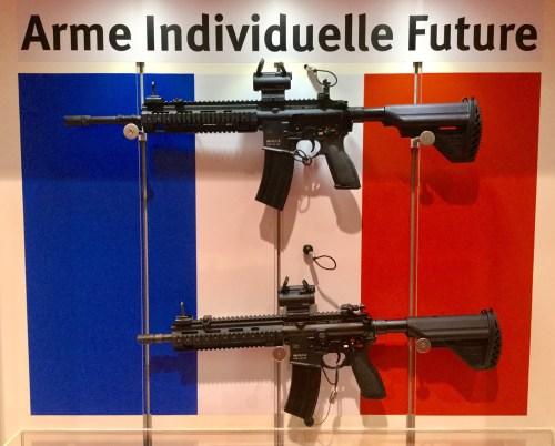 HK416F 1