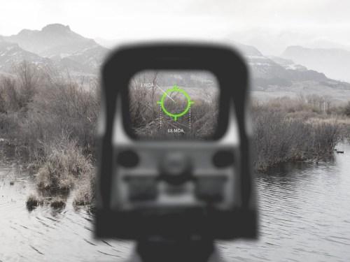 Visor EOTech XPS2 con retículo verde