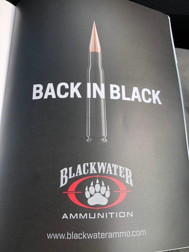 BlackWater Ammunition 1