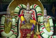 tirumala darshan time today