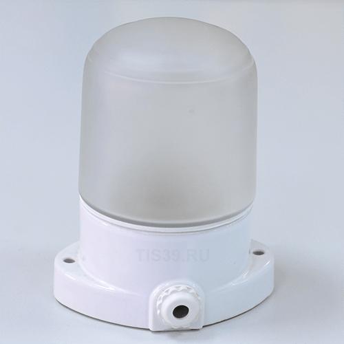 Светильник для бани Lindner под лампу 60 Вт цоколь Е27