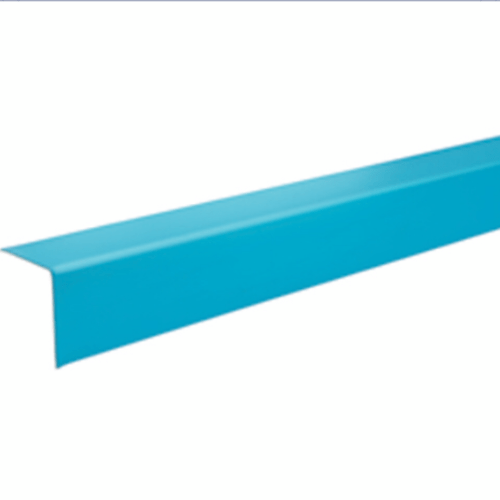 Уголок с PVC покрытием для крепления лайнера