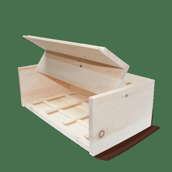 ZirbenBrotkistl-zirbenholz