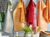SANDER Table & Home Geschirrtuch Legumes