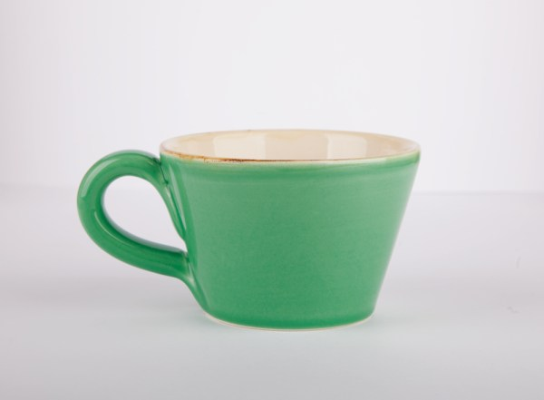 GuF Tasse grün