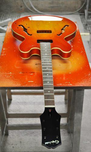 Gitarrenbau