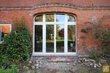 Internorm home soft / Holz/Alu Fenster HF210