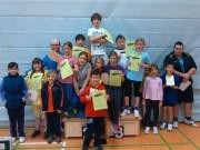Brettchencup TTC Bad Camberg 2014 Schülerinne & Schüler bis 12 Jahre