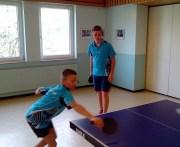 Lukas Kniesner und Fabian Brühl