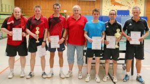 Siegerehrung Sommerpokal 2014