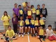 Vereinsmeisterschaften TTC Bad Camberg 2014 Schülerinnen & Schüler bis 13 Jahre