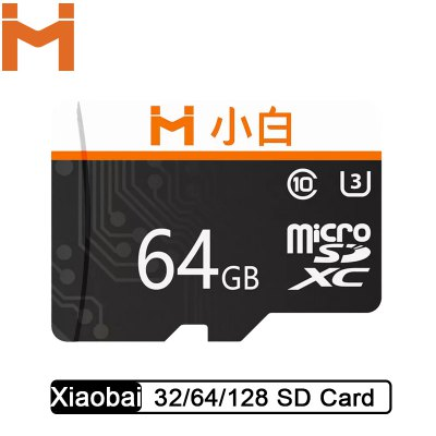 Xiaobai Micro SD Memory Card Large Capacity High Speed Transmission HD Video from Xiaomi Youpin 1
