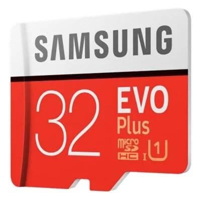 Samsung UHS - 1 32GB Micro SDHC Memory Card 1