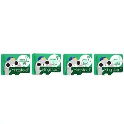 Mingsford 8G / 16G / 64G / 128G High Speed Micro SD / TF Storage Card 1