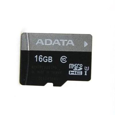 ADATA Memory Card  flash card Memory Microsd TF/SD Cards 1