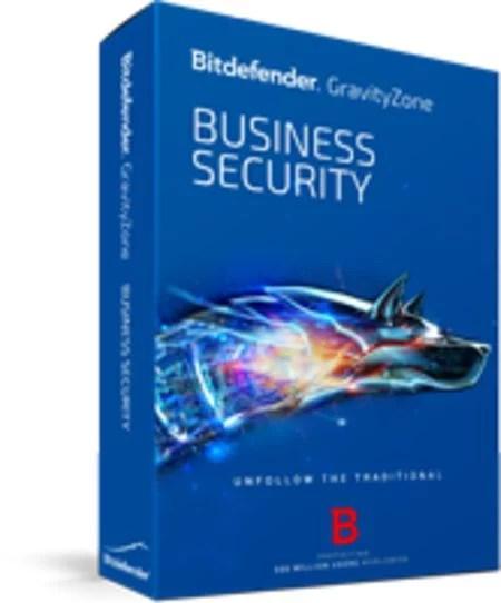 Bitdefender GravityZone Business Security 1