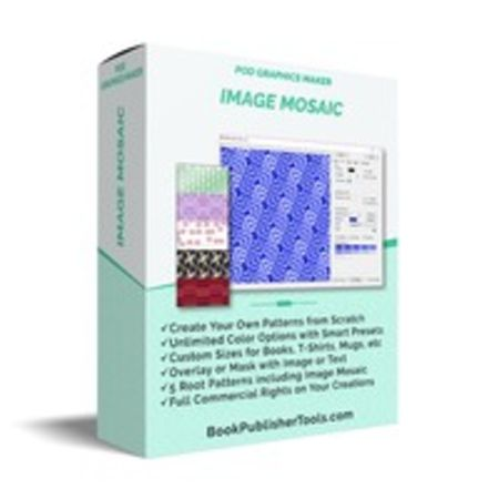 POD Graphics Maker Image Mosaic 1