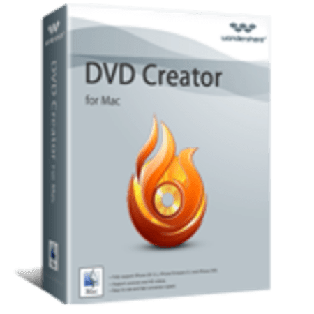 Wondershare DVD Creator for Mac 1