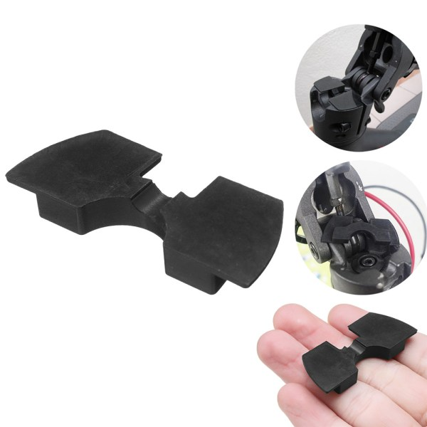 0.8/1.2/1.5mm Rubber Vibration Damper Pad For Xiaomi Mijia M365 M187 Scooter 1