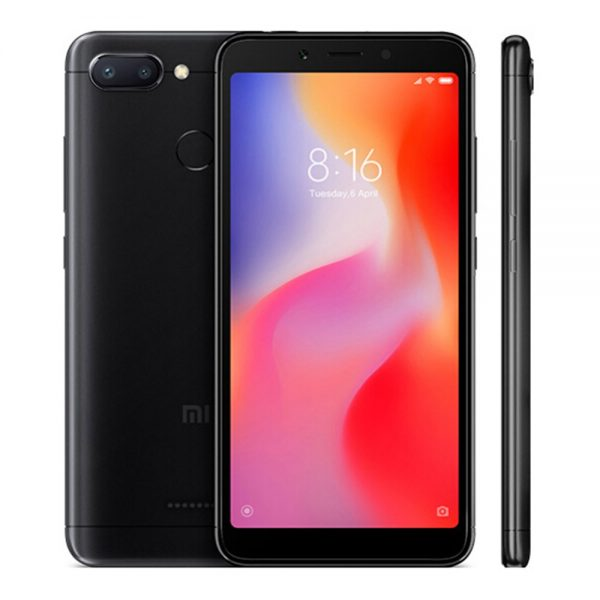 Xiaomi Redmi 6 [Global Version] 1