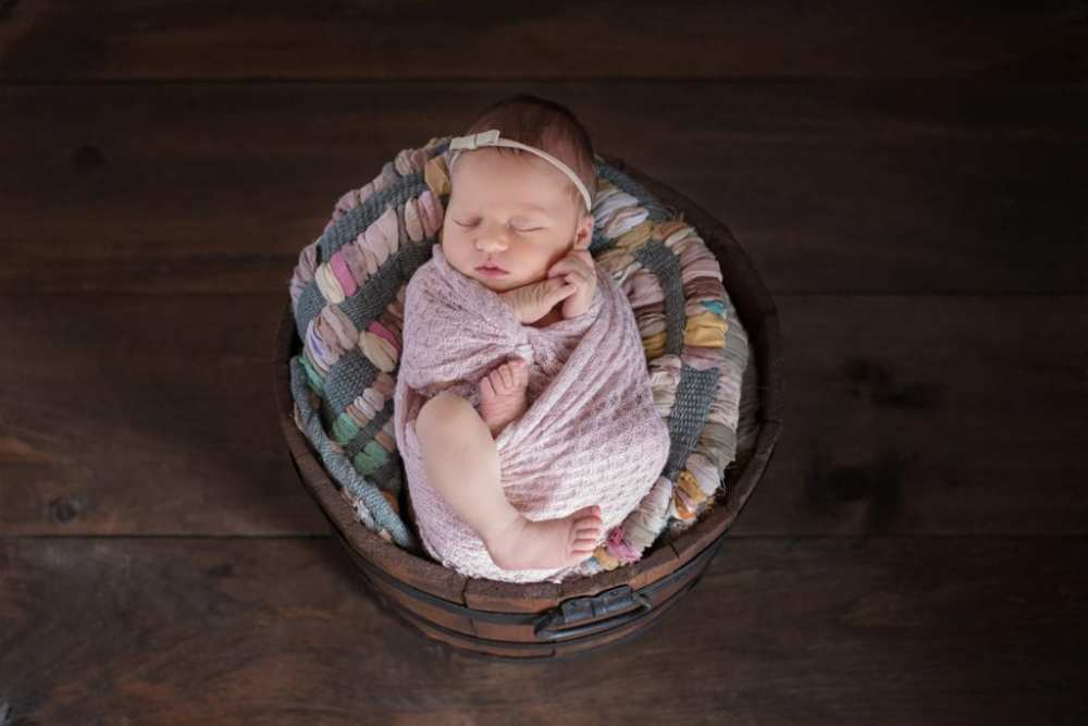 Baby Harkin's Studio Session, Newborn photographers 17011, camp hill newborn photographer-12