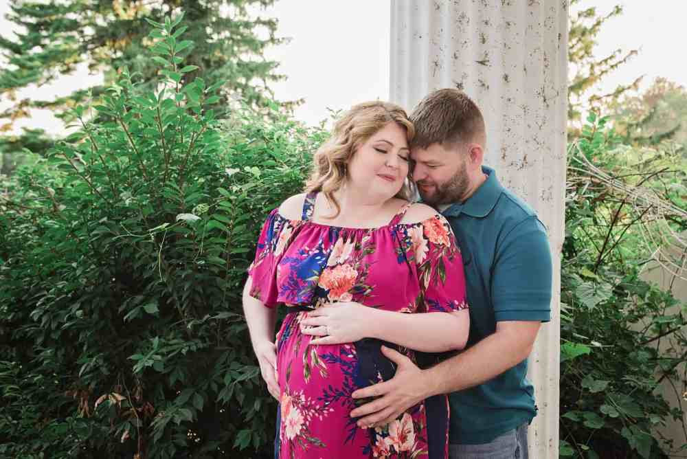 Maternity Photography in Boiling Springs PA