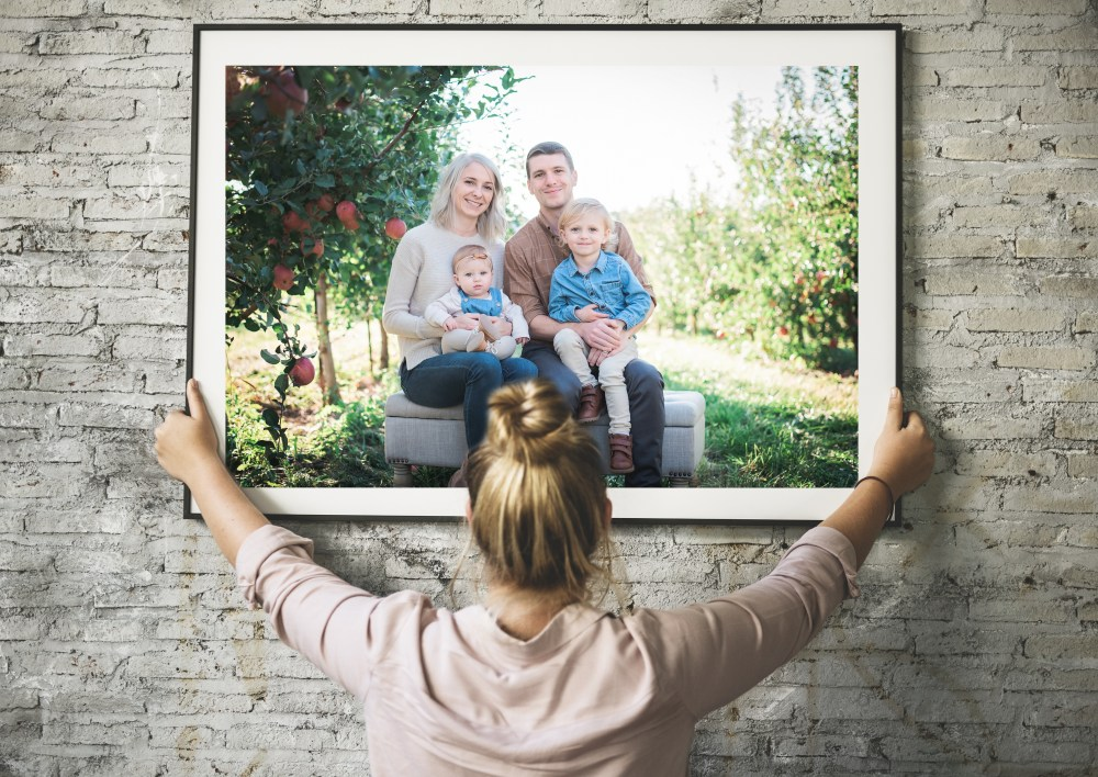 Custom Portrait Photography For Your Walls