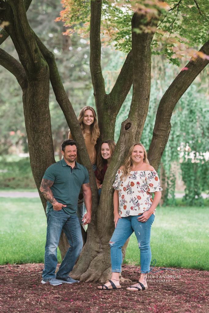 Family Photography In The Summe