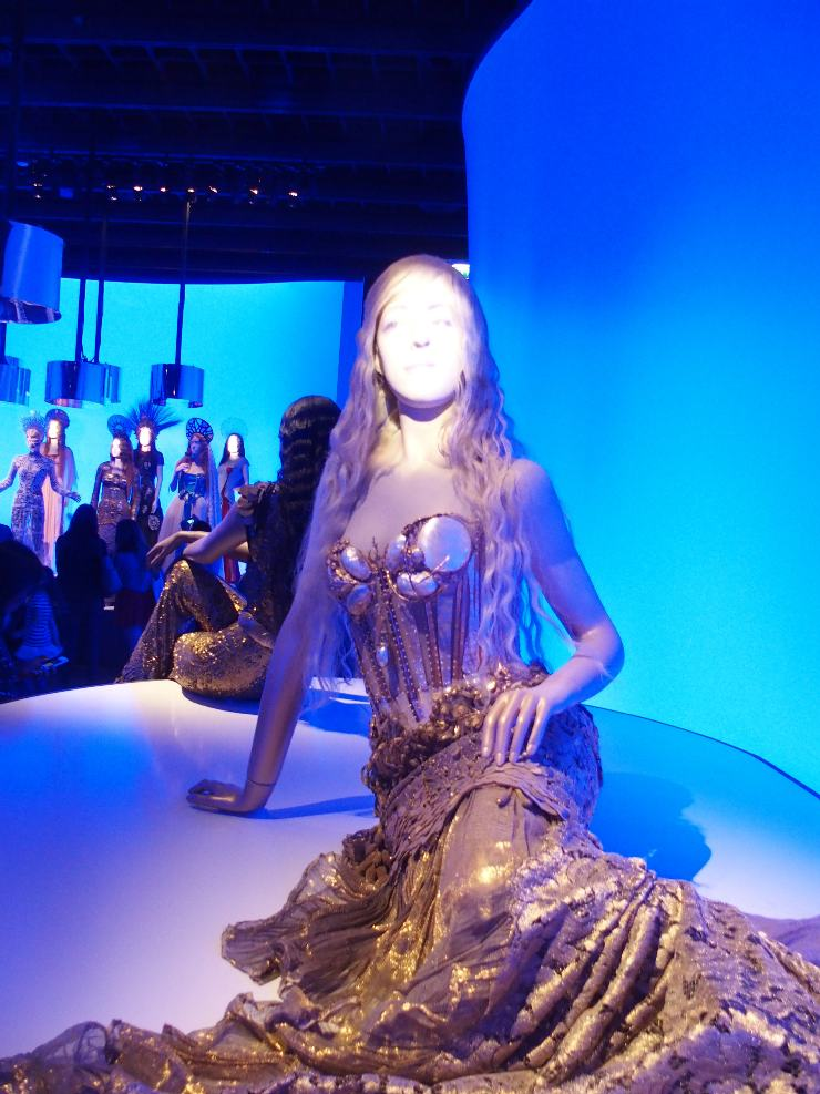 Gaultier mermaid