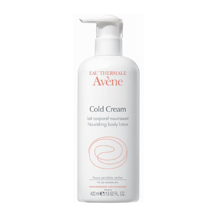 Avene body cream