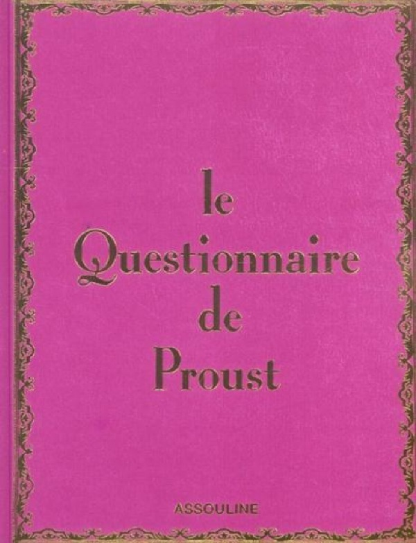 Proust in French