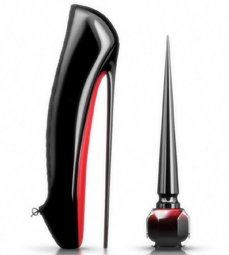 Louboutin rouge nail polish