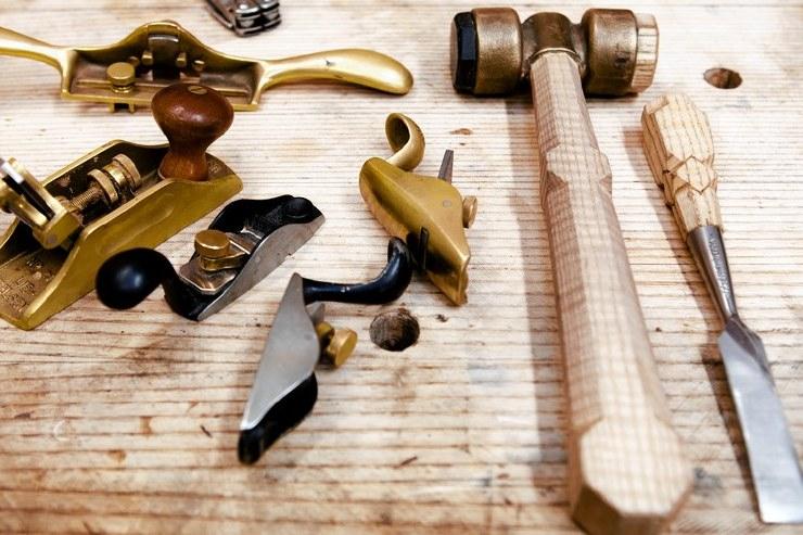 Ebeniste tools